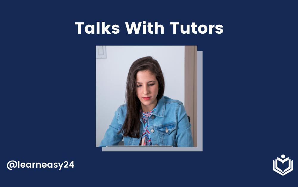 Talks With Tutors: Judith (Spanish)